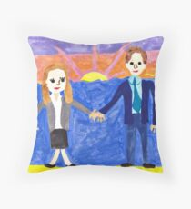 The Wedding Gift -  Throw Pillow