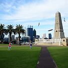 Kings Park  by oddoutlet