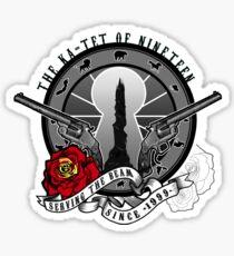The Ka-Tet of 19 Sticker