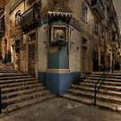 """STREETSCAPES AT SENGLEA MALTA"" by RayFarrugia"