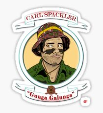 Caddyshack - Carl Spackler Sticker