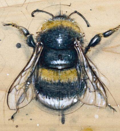 Bee #2 Sticker