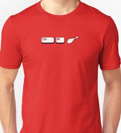 Ctrl Alt Chicken T-Shirt
