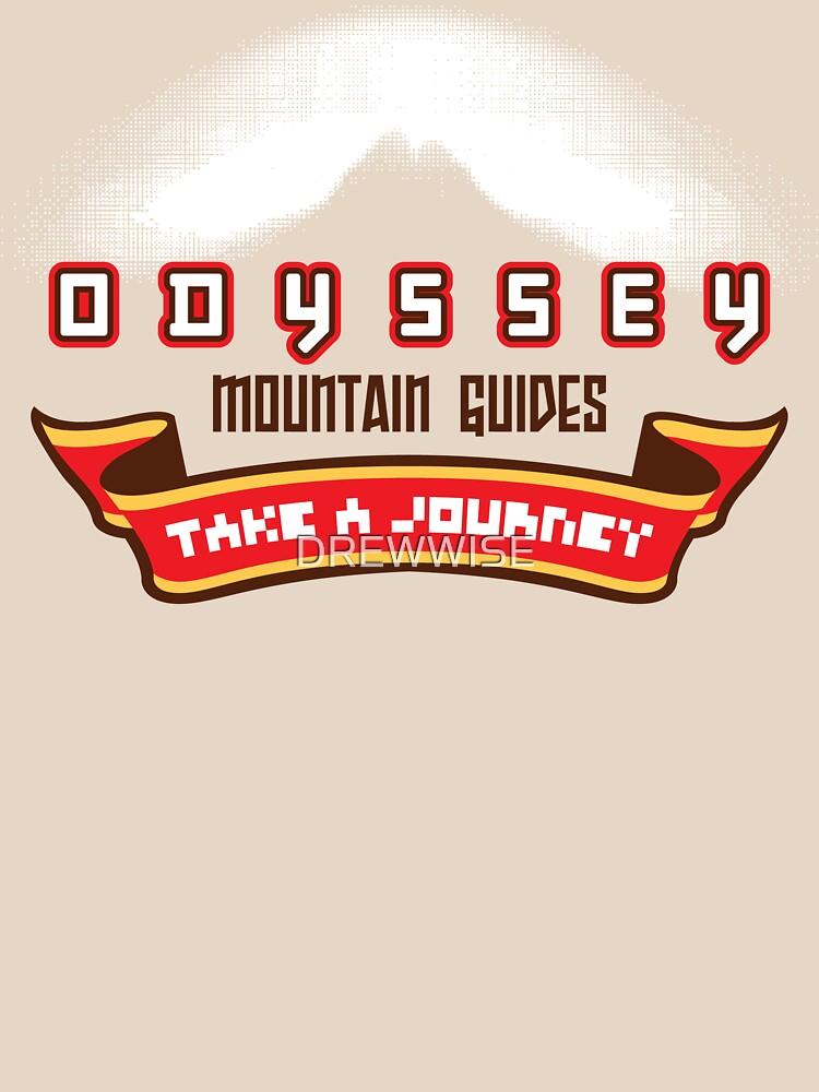 ODYSSEY by DREWWISE