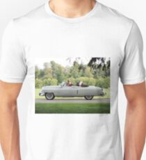 Cattle drive Unisex T-Shirt