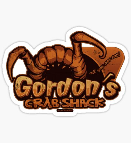 The Crab Shack Sticker