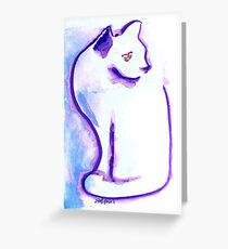 Zoe Greeting Card
