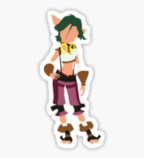Jak and Daxter - Keira Sticker