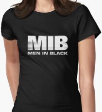 MIB Women's Fitted T-Shirt