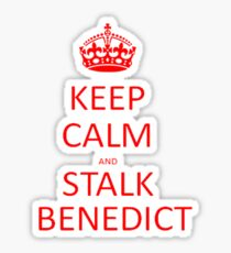 Stalk Benedict Sticker