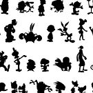 Cartoon Characters by LeonidasDesigns