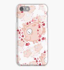 Lovely Pig! iPhone Case/Skin