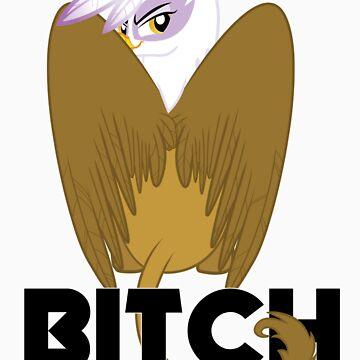 Bitchy Gilda by GoblinWorks