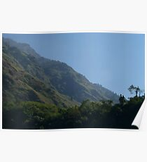 Lush Scenery Ghasa to Tatopani Poster