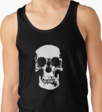221b Baker Street Skull Tank Top