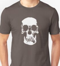 221b Baker Street Skull Unisex T-Shirt