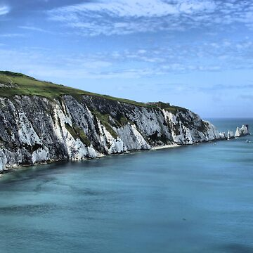 Isle Of Wight Needles by GlennR