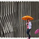 Walking Along by Peter Hammer