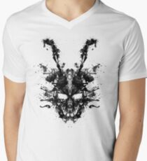 Imaginary Inkblot- Donnie Darko Shirt Men's V-Neck T-Shirt