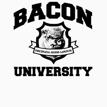 Bacon University by RenJean
