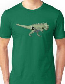 Pokesaurs - Tyranitaurus Unisex T-Shirt