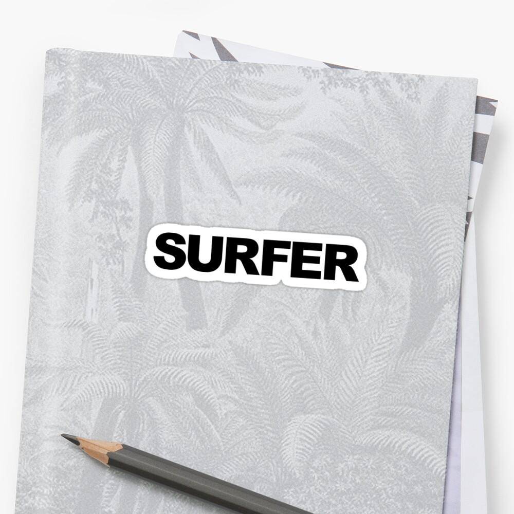 Surfer by LudlumDesign