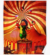 Little Big Top Poster