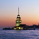Kiz Kulesi by Peter Ede