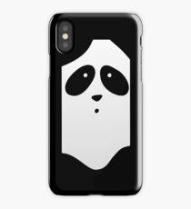 MR. PANDA iPhone Case/Skin