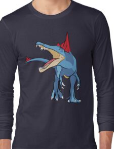Pokesaurs - Spinosaurus Johtoiacus Long Sleeve T-Shirt