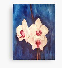 Jubilee Flowers Canvas Print
