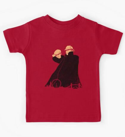Hatman and Robin v.2 Kids Clothes