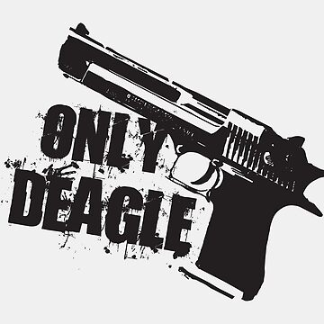 Only Deagle by SpaceLake
