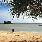 Kuta (lombok) Beach 2 by Adri  Padmos