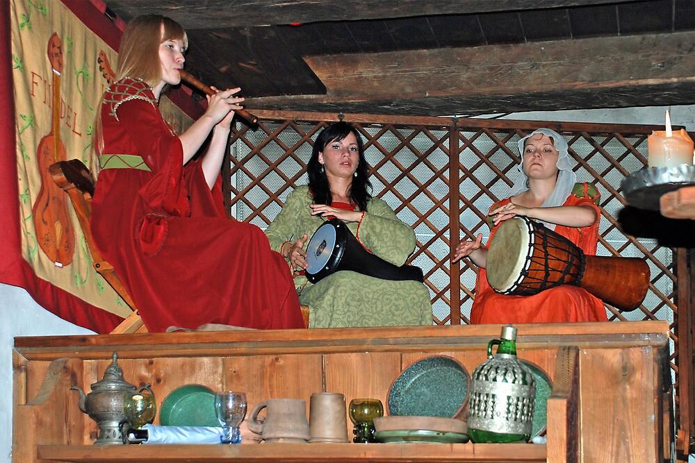 Music from Hanseatic town of Tallinn - Estonia by Arie Koene