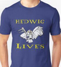 Hedwig Lives Unisex T-Shirt