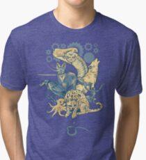 Shadow Moses  Tri-blend T-Shirt