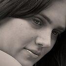 Nika's Portrait by Erovisions Studio