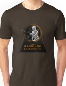 The Rassilon Games (Timescoop Variant) T-Shirt