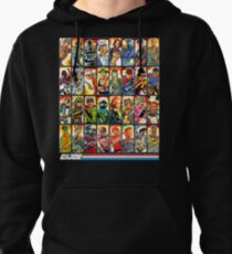 G.I. Joe in the 80s! Pullover Hoodie