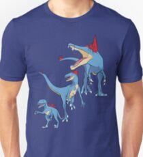 Pokesaurs - Totodilian Evolution T-Shirt