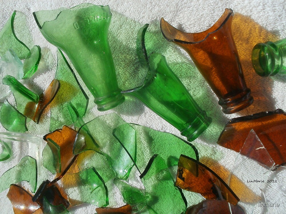 Glass... by linmarie