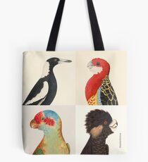 Australian birds Tote Bag