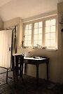 The Tack Room by Nigel Bangert