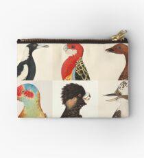 Australian birds Studio Pouch