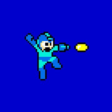 Blue Bomber by NicheTown