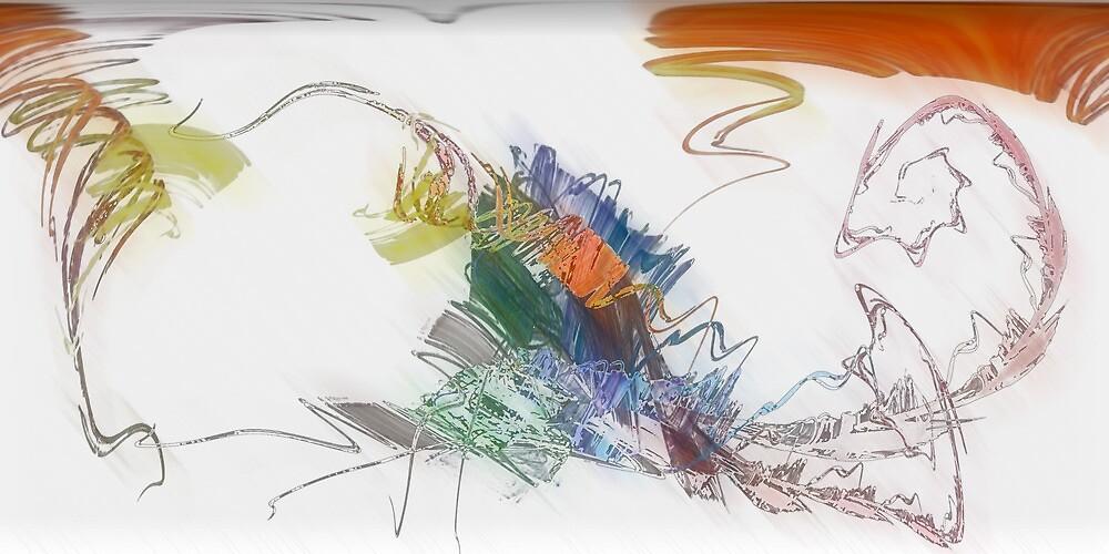 Waggle, waggle by Benedikt Amrhein