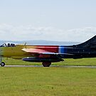 Hawker Hunter: G-PSST by Pirate77