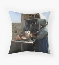 Country Cooking Throw Pillow