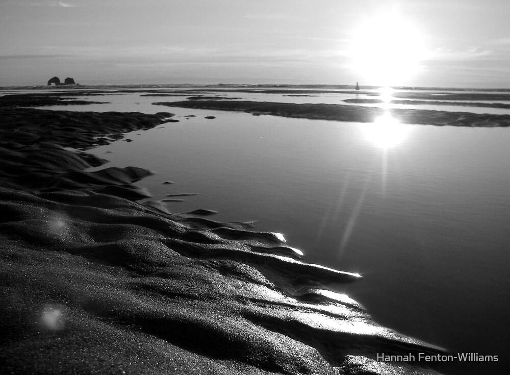 Rockaway Beach Oregon by Hannah Fenton williams